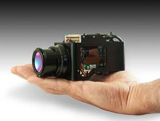 Smallest, Lightest, Lowest-Powered Optical Gas Imaging Camera Core - Ventus™ OGI
