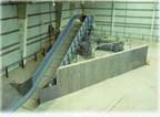 Drag chainbelt conveyors