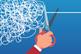 Simplify-Complex-Scissors-Cut-Tangled-Line
