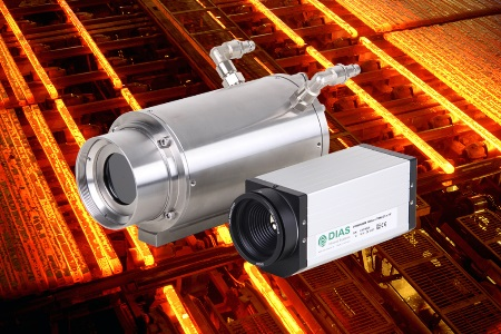 High Resolution Infrared Camera For Temperature