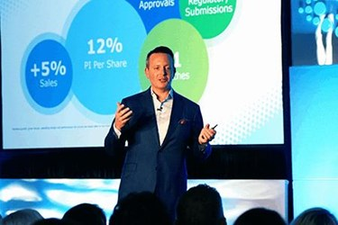 Allergan's Brent Saunders Shares A Social Contract Secret
