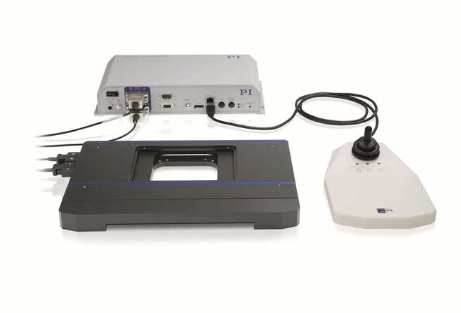 Ultra-Stable XY Motorized Microscope Stage With Controller And