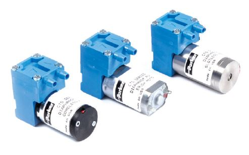 Airgas Micro Diaphragm Pumps Cts Series