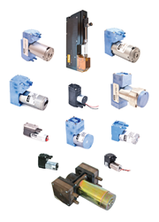Miniature Diaphragm Pumps
