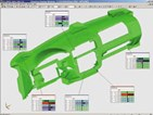 PC-DMIS 3.5 Adds Streamlined, Customizable User Interface, Improved Scanning And Graphics Capability