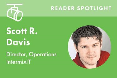 Scott R. Davis, Director of Operations, IntermixIT