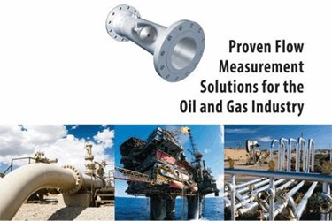Product Overview: V-Cone Flow Meter For The Oil And Gas Industry