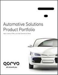 Qorvo Automotive Solutions