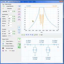 Filter Design Software