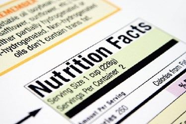 FDA's Upcoming Nutrition Facts Panel