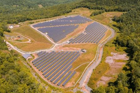 Solar FlexRack Selected For Superfund Solar Site In Vermont