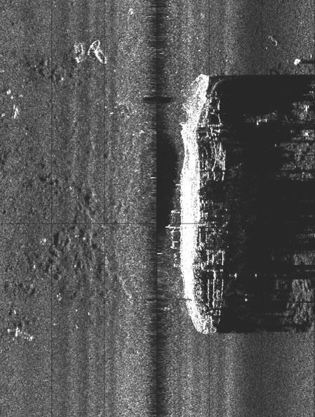HUGIN 3000 surveys possible shipwrecks Robert E Lee and U-166