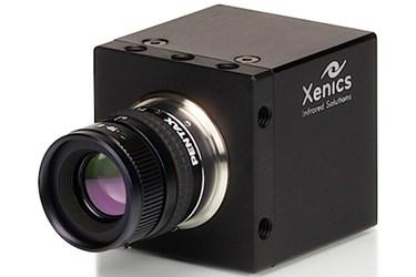 XS-1.7-320 NIR InGaAs Camera Image