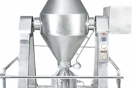 Pharmaceutical Double Cone Blender Equipment