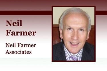 Neil Farmer, Owner/Proprietor and Managing Director, Neil Farmer Associates