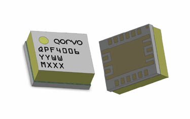 37 – 40.5 GHz GaN Front End Module: QPF4006