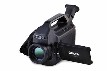Infrared Camera For Methane, Hydrocarbon, and VOC Detection: FLIR GFx320