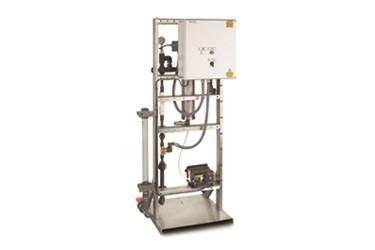 Dynablend Liquid Polymer Blending Systems