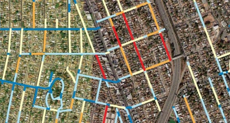 Mapping A New Future For Water Main Break Prediction