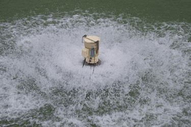 Aqua-Jet® SS-PW Surface Aerator For THM Removal