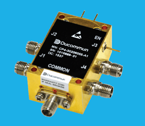 Absorptive And Reflective PIN Diode Switches