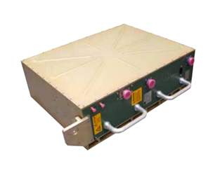 Rugged Amplifiers/Transmitters For Radar, EW And Communications