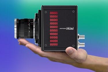 Photron's FASTCAM Mini AX100