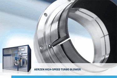 High-Speed Turbo Blower