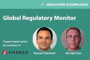 global regulatory monitor SE MD