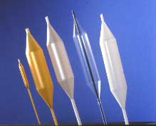 puncture resistant angioplasty balloons