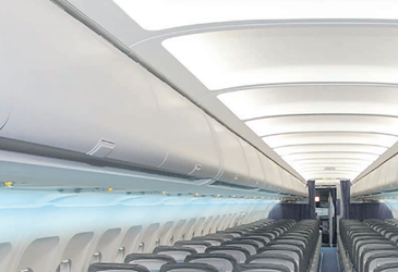 Redefining LED Cabin Lighting: SCHOTT® HelioJet