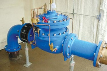 Using Advanced Control Valves To Prevent Broken Mains And Reduce Water Loss