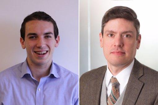 Kyle O'Neil and Peter Bak, PhD, Back Bay Life Science Advisors