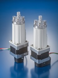 Miniature Stepper Dispense Pump Designed For Flexibility And Cost Savings