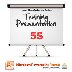 5S PowerPoint Training Is Now Available Through Creative