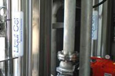 degassingsystem