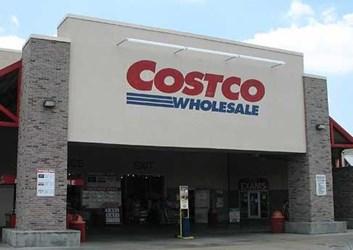 Costco Store Front
