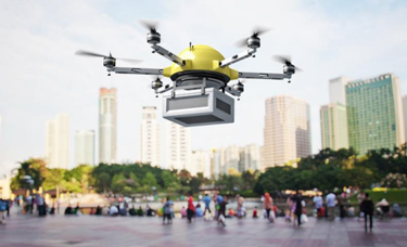 Testing Drones—The Challenges And Smart Solutions