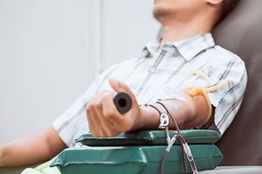Donating Blood 450x300