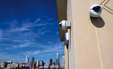 Cameras On Urban Campus