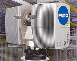 faro releases advanced laser scanner ls software. Black Bedroom Furniture Sets. Home Design Ideas