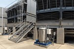 The Vortisand® System Reduces Medical Center's Cooling Tower Operating Costs By Replacing Centrifugal Separators