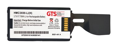 GTS Battery For The MC3000