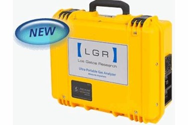 Greenhouse Gas Analyzer Ultraportable