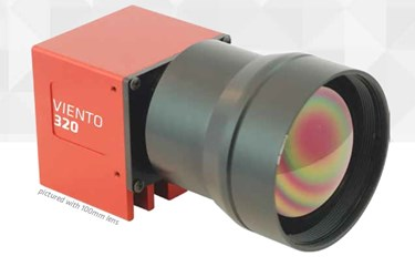 Value-Priced Thermal Camera: Viento 320