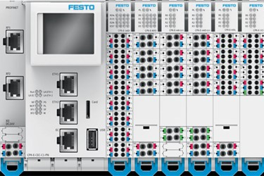 Automation: Modular Control System CPX-E