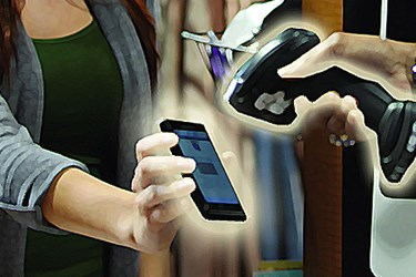 Mobile Payments Use Low In Canada