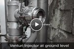 Mazzei Venturi Injector For Wine Macro Aeration