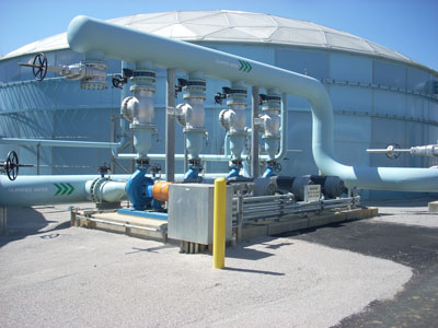 ThyssenKrupp Announces Completion Of Water Treatment Facilities For
