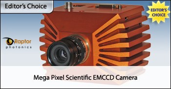 Mega Pixel Scientific EMCCD Camera